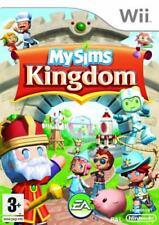 My Sims Kingdom - Nintendo Wii
