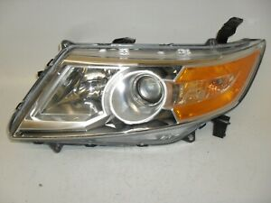 For 2011 - 2013 Honda Odyssey Driver LH Left Halogen Headlight 0220