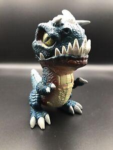 Prehistoric Pets Sprayden Dinosaur 6 inch Action Figure Mattel 2010 Sounds