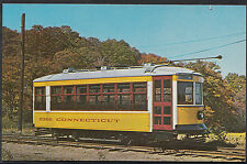 Transport Postcard - Branford Trolley Museum, East Haven, Connecticut  A9662