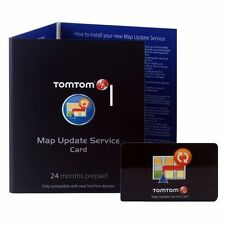 2 Years Map update Code for TomTom VIA 120 125 130 135 Live Traffic Gps