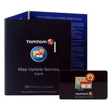 2 Anni Aggiornamento mappe Codice per TomTom VIA 120 125 130 135 Live Traffic