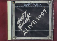 DAFT PUNK -  ALIVE 1997 CD NUOVO SIGILLATO