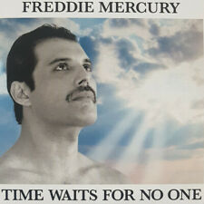 """FREDDIE MERCURY TIME WAITS FOR NO ONE"""" CD SINGLE COLLECTOR NEUF"""