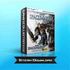 Warhammer 40,000: Space Marine Collection - [PC] - [Steam Geschenk / Gift]