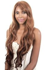 Motown Tress Synthetic Curlable Wig High Temperature Fiber Tiffany F4/27/30