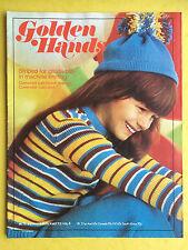 Golden Hands - Part 73, Crochet, Knitting, Dressmaking, Embroidery, Magazine