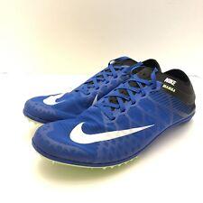 buy popular 64343 d025e Nike Zoom Mamba 3 Atletismo Con Clavos Azul para Hombre Talla 12 706617  -413 Nuevo