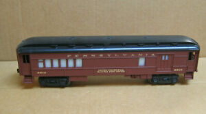 LIONEL O-27 Pennsylvania US Mail Railway Post Office No. 9510