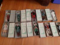 Marionette Italia perf cm 21 scatola euro 50 a marionetta  composizione