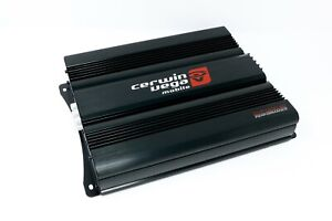 NEW Cerwin-Vega CVP1200.4D 1200 Watt 4 Channel Class D Car Audio Amplifier Amp