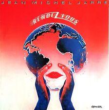 Jean Michel Jarre LP Rendez-Vous - Brazil (EX+/EX+)