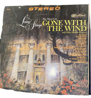 The LIVING STRINGS~Plays Music From Gone With The Wind~RCA-CAMDEN CAS-2161