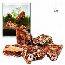 Samurai Rock Natural Stones Aquarium Decoration Aquascape Landscape Aquatic Set