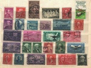 alte  Marken aus Nordamerika (1)