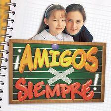 Belinda y Martin Amigos X Siempre CD New Nuevo Sealed 2000 TV Film