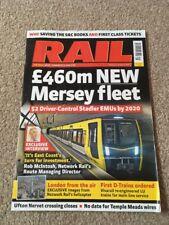 Rail Magazine January 4 - 17 2017 - Issue 817 - £460m New Mersey Fleet