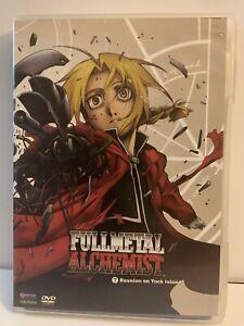 Fullmetal Alchemist 7 Reunion on Yock Island DVD