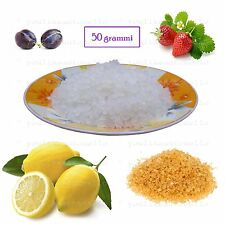 Kefir d'acqua 50g - Granuli di kefir naturale in soluzione acquosa zuccherina
