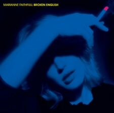 Marianne Faithfull - Broken English NEW CD