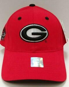 Georgia Bulldogs Adjustable Hat From HMI Headwear - UGA Dawgs   Free Ship