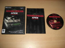 Hidden Stroke Aprm Add-on Erweiterungspaket für Sudden Strike II 2 PC CD ROM