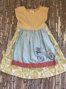 Persnickety Dress Size 4