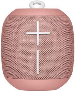 Ultimate Ears - Wonderboom Wireless Bluetooth Speaker - Cashmere Pink (NEW)