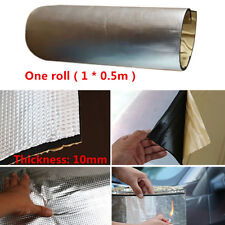 One Roll ( 1 * 0.5m ) Self-Adhesive Acoustic Sound Proofing Deadening Foam