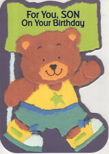 For You Son On Your Birthday Card