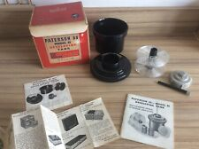Developing Tank - Paterson 35 Model II (2) - with Instruction Booklets