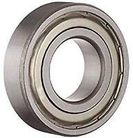 Pre-Lubricated 4 6000-2RS Sealed Bearings 10x26x8 Ball Bearings Four