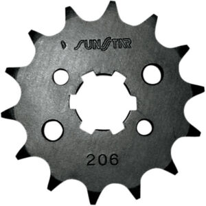 Sunstar Counter Shaft Sprocket - 428 Chain - 13-Tooth | 20613