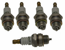Spark Plug Pack Of 5 Fits STIHL TS350 TS400 TS410 TS420, K750, K760, K950, K1250