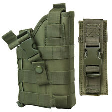 Green MOLLE Belt Holster + Mag Pouch Fits GLOCK 17 19 21 22 23 34 35 41 Pistols