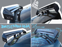 SPOILER ALETTONE UNIVERSALE BMW E30 E36 E34 E46 E39