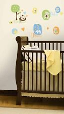 RoomMates Modern Baby Peel & Stick Wall Decals 25 ct, Removable & Repositionable