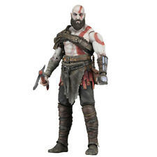 God of War 4 Kratos PVC Action Figure FIGURINE Collectible Model Statue Toy Gift