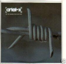 (78Q) Ariel-X, Ctrl-alt-delete - DJ CD