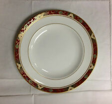 "ROYAL CROWN DERBY ""CLOISONNE"" SALAD PLATE 8 1/2""  BONE CHINA ENGLAND NEW"