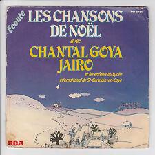 CHANTAL GOYA & JAÏRO Vinyle 45T Livre LES CHANSONS DE NOËL  RCA 8751  RARE