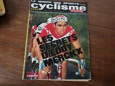 Le Miroir des Sports CYCLISME MAGAZINE Nr 1 (Decembre 1968)  Eddy Merckx