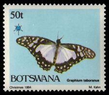 """BOTSWANA 358 (SG571) - Christmas """"Graphium taboranus"""" Butterfly (pa11539)"""