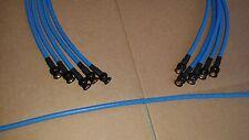 5 pcs  Belden 1694A HD-SDI RG-6 Video Cable 4.5 GHZ  BNC Male to BNC Male  1ft