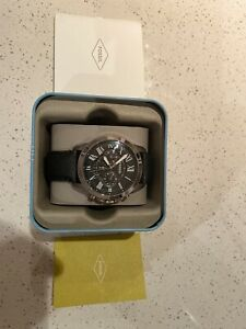 Fossil Grant chronograph watch FS4812