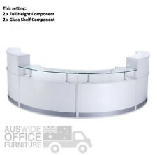 Rapidline Modular Reception Counter Office Furniture