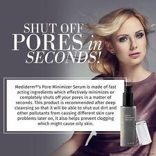 MediDerm Best Skin Tightening Pore Serum Shrinking Oil Free Treatment Gel Cream