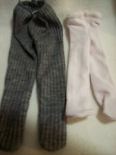 american girl clothes....2 pair of tights
