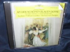J. Strauss - An Der Schönen Blauen Donau -Berliner Philharmoniker / Karajan