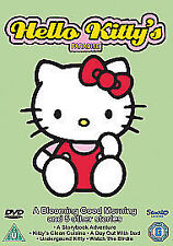 Hello Kitty Paradise - A Blooming Good Morning - DVD - BRAND NEW SEALED